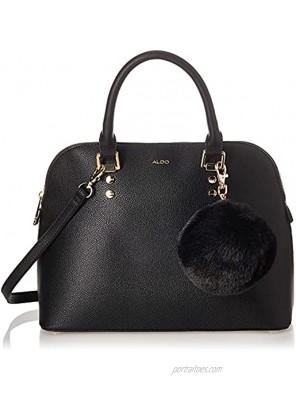 ALDO Women's Galilini Dome Satchel Handbag