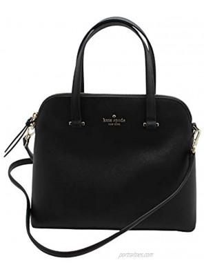Kate Spade New York Maise Medium Dome Leather Satchel Handbag