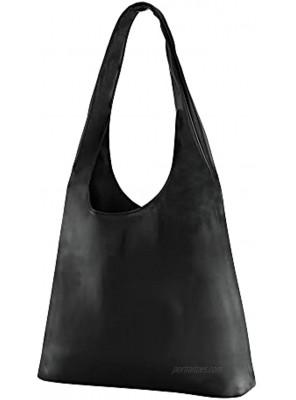 Ayliss Women Shoulder Handbag Tote Fashion Hobo Purses Handbag Soft Faux Leather Ladies Bucket Bag Casual