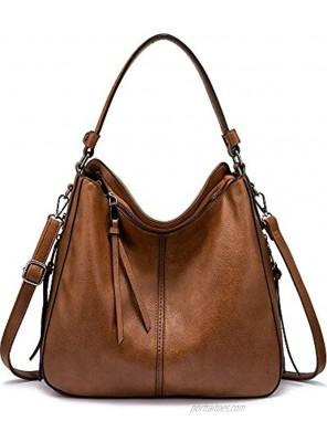 Realer Hobo Bag Women Purse Handbag Large Crossbody Bag Womens Shoulder Bags
