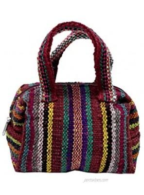 Handmade Peru Woven Loom Handbags Purse