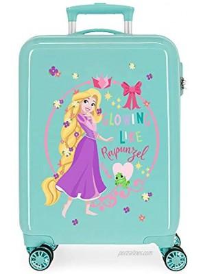 Disney Girls' Cabin Trolley Rapunzel 38x55x20 cms