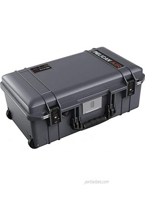 Pelican Air 1535 Travel Case Carry On Luggage Gray