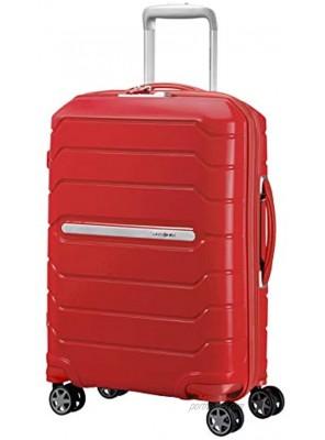 Samsonite Hand Luggage Red 55 Centimeters