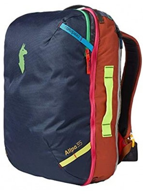 Cotopaxi Allpa 35L Travel Pack Del Dia One of a Kind!