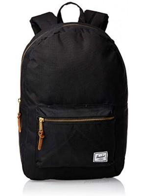 Herschel Settlement Backpack Blk Classic 23.0L