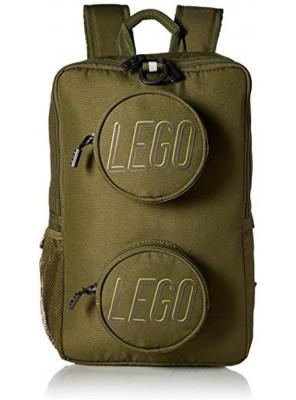 LEGO Brick Backpack Olive