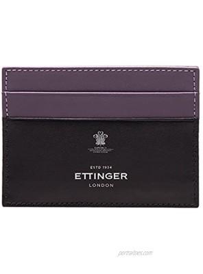 Ettinger Mens Sterling Flat Credit Card Case