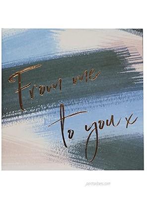 Design By Violet Indigo 'Me to You' Single Card