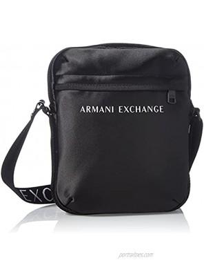 Armani Exchange Men's Crossbody Flat Bag Mans flat cross body
