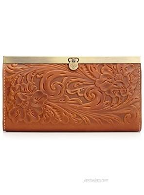 Patricia Nash Women's Cauchy Frame Wallet