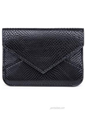 Card Case for Credit Card Cash Shiny Wallet for Ladies