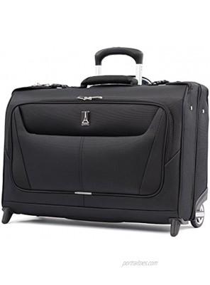 Travelpro Maxlite 5 Lightweight Carry-On Rolling Garment Bag Black 22-Inch