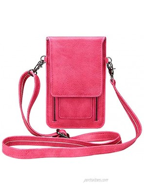 Cellphone Purse for Women Lightweight Small Cross Body Bag for Travel Daily Use